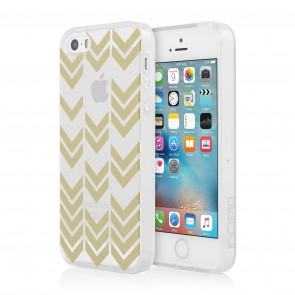 Incipio Design Series Isla for iPhone 5/5s/SE - Gold