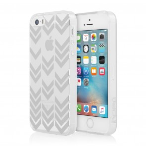 Incipio Design Series Isla for iPhone 5/5s/SE - Silver