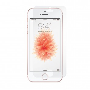 Incipio PLEX SHIELD Tempered Glass Screen Protector for iPhone 5/5s/SE with Applicator