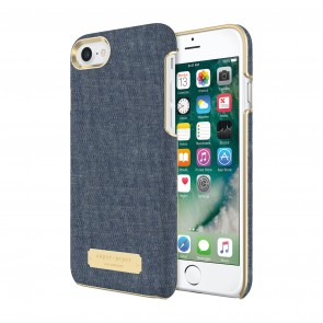 Sugar Paper Wrapped Case for iPhone 7 - Chambray
