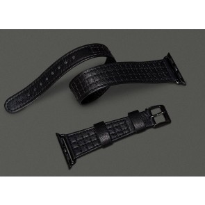 Sena ISA Double Apple Watch 38mm Band Black