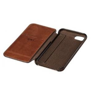 Sena UltraThin Walletbook Cognac iPhone 8/7