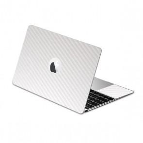 "BodyGuardz Armor Carbon Fiber Full Body (White) MacBook Air 11"" (2013)*"