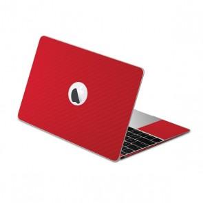 "BodyGuardz Armor Carbon Fiber Full Body (Red) MacBook Air 11"" (2013)*"