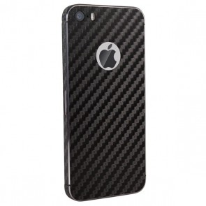 BodyGuardz Armor Carbon Fiber Full Body (Black) iPhone 5