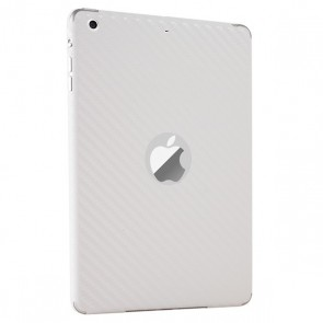 BodyGuardz Armor Carbon Fiber Full Body (White) iPad Mini / Mini w/Retina