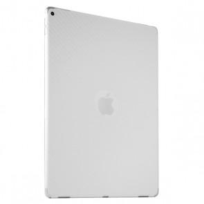BodyGuardz Armor Carbon Fiber (White) for Apple iPad Pro 12.9