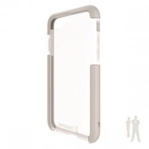 BodyGuardz Unequal iPhone 8/7/6/6s Ace Pro Clear/Grey