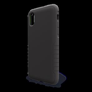 BodyGuardz Shock Case for iPhone X/Xs - Dark Gray