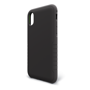 BodyGuardz Shock Case for iPhone Xs Max - Dark Gray