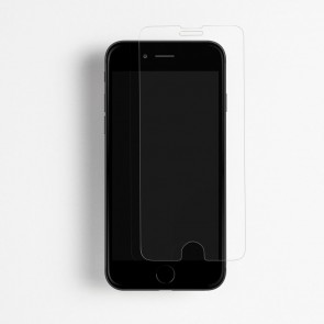 BodyGuardz Pure 2 Glass Screen Protector, iPhone 6/7/8/ SE (2020)
