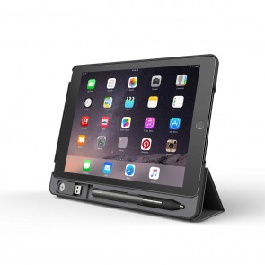 Adonit iPad Air Case with Stylus Holder for iPad Air & Air 2 - Black