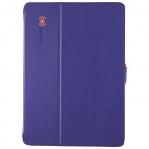 Speck iPad Air and iPad Air 2 StyleFolio Ultraviolet Purple / Warning Orange