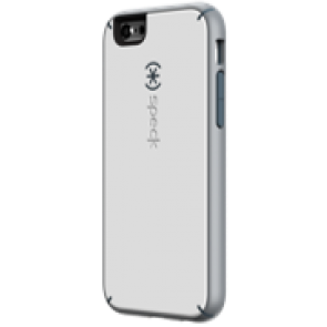 Speck iPhone 6/6s MightyShell White/Charcoal Grey/ Slate Grey