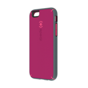 Speck iPhone 6/6s MightyShell Fuchsia Pink/Cupcake Pink/Heritage Grey