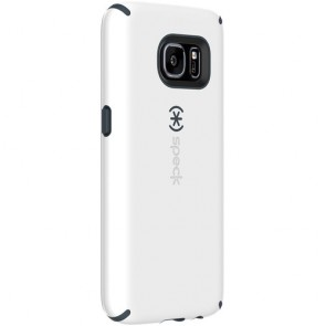 Speck Samsung Galaxy S7 CandyShell White/Charcoal Grey