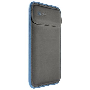"Speck MACBOOK AIR 13"" FLAPTOP SLEEVE GRAPHITE GREY/ELECTRIC BLUE/GRAPHITE GREY"