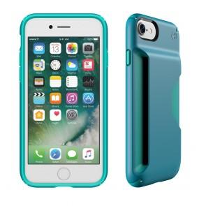Speck iPhone 7 Presidio Wallet Mineral Teal/Jewel Teal