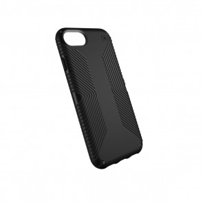 Speck iPhone 8/7/6/6S Presidio Grip - Black/Black