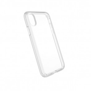 Speck iPhone X Presidio Clear - Clear/Clear