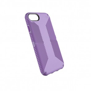 Speck iPhone 8/7/6/6S Presidio Grip - Aster Purple/Heliotrope Purple