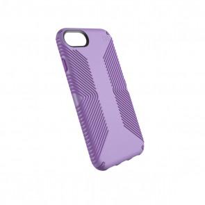 Speck iPhone 8/7/6/6S Presidio Grip - Aster Purple/Heliotrope Purple