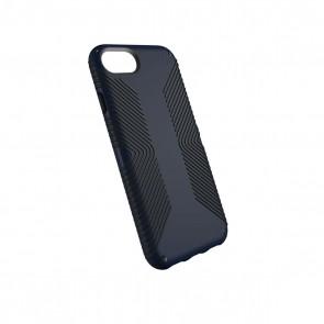 Speck iPhone 8/7/6/6S Presidio Grip - Eclipse Blue/Carbon Black