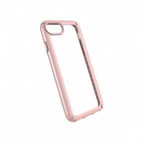 Speck iPhone 8/7/6/6S Presidio Show - Clear/Rose Gold