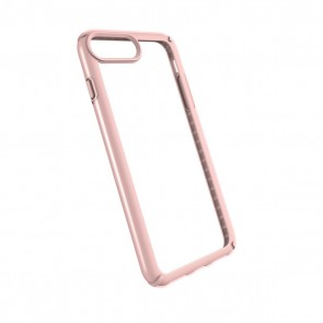 Speck iPhone 8 Plus/7 Plus/6 Plus/6S Plus Presidio Show - Clear/Rose Gold