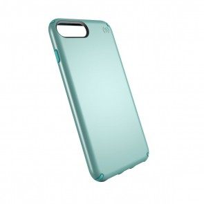 Speck iPhone 8 Plus/7 Plus/6 Plus/6S Plus Presidio Metallic - Peppermint Green Metallic/Jewel Teal