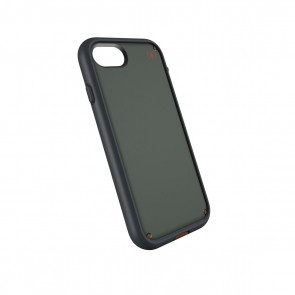 Speck iPhone 8/7/6/6S Presidio Ultra - Field Grey/Terracotta Red/Asphalt Grey