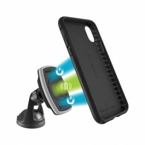 Speck iPhone X Presidio Mount + MagicMount Pro Charge - Black/Black