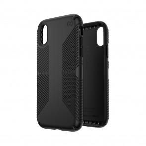 Speck iPhone XR PRESIDIO GRIP BLACK/BLACK