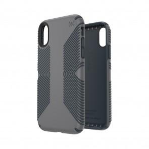 Speck iPhone XR PRESIDIO GRIP GRAPHITE GREY/CHARCOAL GREY