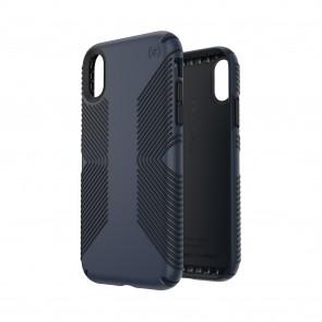 Speck iPhone XR PRESIDIO GRIP ECLIPSE BLUE/CARBON BLACK