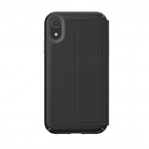 Speck iPhone XR PRESIDIO FOLIO HEATHERED BLACK/BLACK/SLATE GREY
