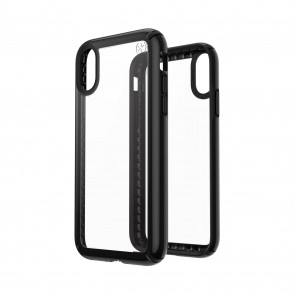 Speck iPhone XR PRESIDIO SHOW CLEAR/BLACK
