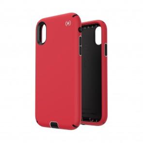 Speck iPhone XR PRESIDIO SPORT HEARTRATE RED/SIDEWALK GREY/BLACK