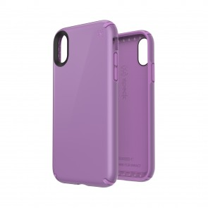 Speck iPhone XR PRESIDIO METALLIC TARO PURPLE METALLIC/HAZE PURPLE