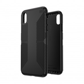 Speck iPhone Xs Max PRESIDIO GRIP BLACK/BLACK