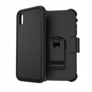 Speck iPhone Xs Max PRESIDIO ULTRA BLACK/BLACK/BLACK