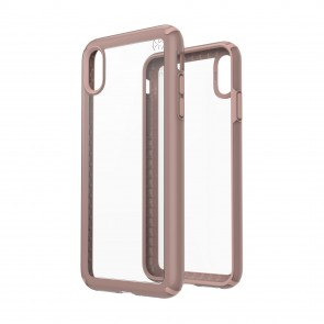 Speck iPhone Xs Max PRESIDIO SHOW CLEAR/ROSE GOLD