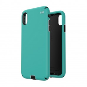 Speck iPhone Xs Max PRESIDIO SPORT JET SKI TEAL/DOLPHIN GREY/BLACK
