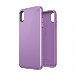 Speck iPhone Xs Max PRESIDIO METALLIC TARO PURPLE METALLIC/HAZE PURPLE