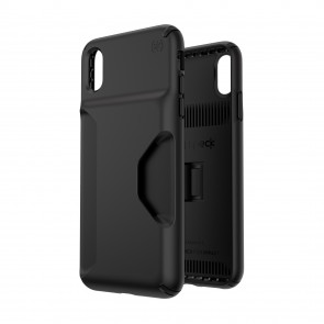 Speck iPhone Xs Max PRESIDIO WALLET BLACK/BLACK