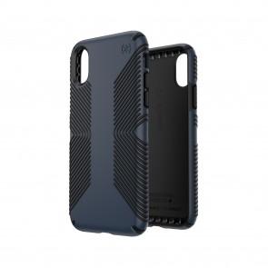 Speck iPhone X/Xs PRESIDIO GRIP ECLIPSE BLUE/CARBON BLACK