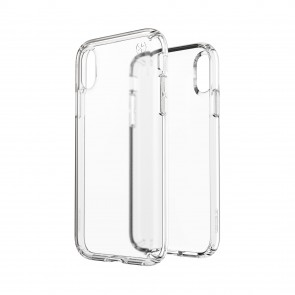 Speck iPhone XR PRESIDIO STAY CLEAR CLEAR/CLEAR