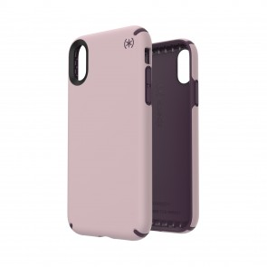 Speck iPhone XR PRESIDIO PRO MEADOW PINK/VINTAGE PURPLE