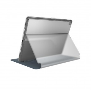 Speck iPad Air 3 10.5, 10.5-inch iPad Pro BALANCE FOLIO CLEAR (MARINE BLUE/CLEAR)