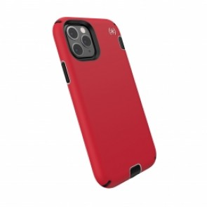 Speck iPhone 11 Pro Max PRESIDIO SPORT (HEARTRATE RED/SIDEWALK GREY/BLACK)